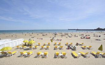 La Grande Plage, der schönste Strand Europas