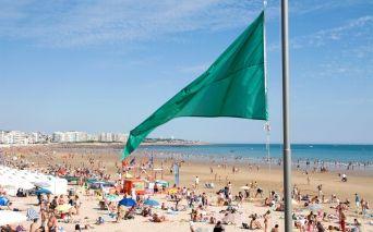 Strand von les Sables d'Olonne - Antoine Tatin