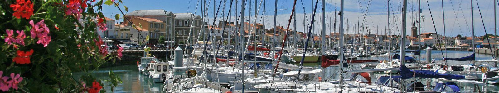 Port de Pêche - Grolleau