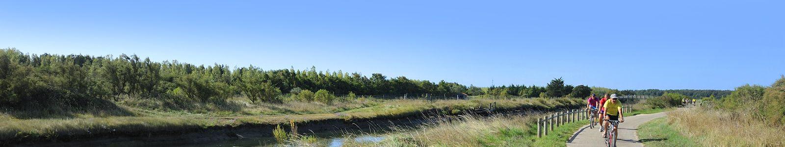 Pistes Cyclacles - canton des Sables d'Olonne